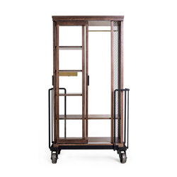 Cabinet of Curiosity Dress | Display cabinets | Stellar Works