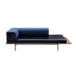 Discipline Sofa Corner L | Dormeuse | Stellar Works