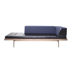 Discipline Sofa Corner R | Recamieres | Stellar Works