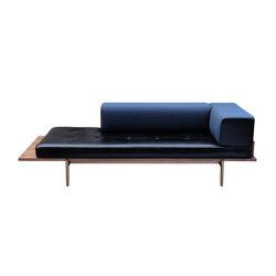 Discipline Sofa Corner R | Dormeuse | Stellar Works