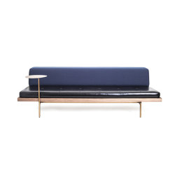 Discipline Sofa Straight | Sofas | Stellar Works