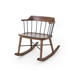 Exchange Rocking Chair | Stühle | Stellar Works
