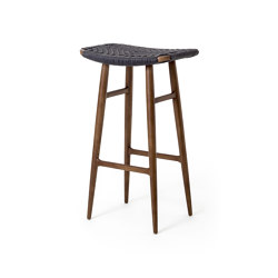 Freja Bar Stool SH750 Paper Cord Seat | Bar stools | Stellar Works