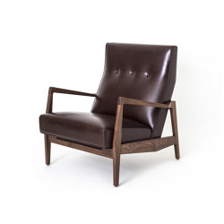 Risom Lounge Chair | Sillones | Stellar Works