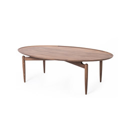 Slow Oval Coffee Table | Coffee tables | Stellar Works