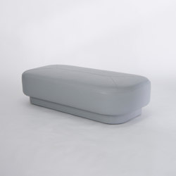 Capper Bench | Pouf | Phase Design