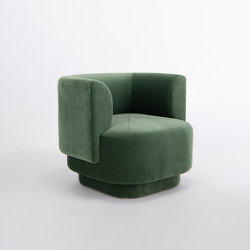 Capper Lounge Chair | Poltrone | Phase Design