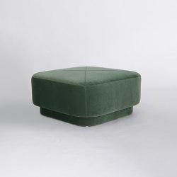 Capper Ottoman | Pouf | Phase Design