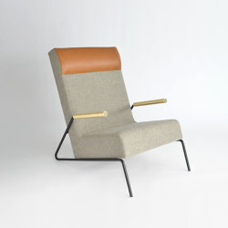 Kickstand Lounge Chair | Fauteuils | Phase Design