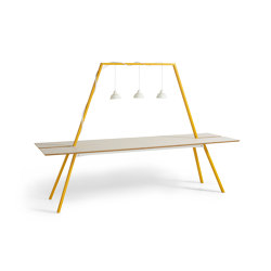 Dock Counter table | Bureaux | Lande