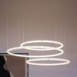 Squiggle | Suspended lights | Rotaliana srl