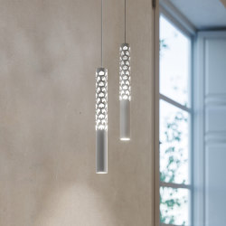 Squiggle   Suspended lights   Rotaliana srl