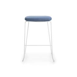 Cluster | Sedie bancone | Luxy