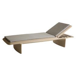Ponente | Chaise longues | Slide