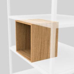 Colored cube | Estantería | Artis Space Systems GmbH