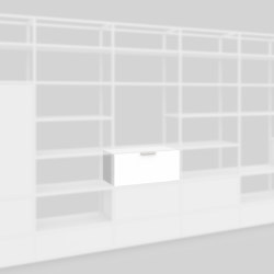 Drawer box 400 | Shelving | Artis Space Systems GmbH
