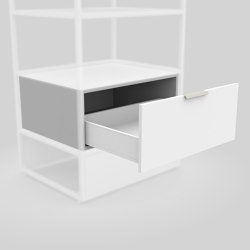 Box mit Schublade 650 | Regale | Artis Space Systems GmbH