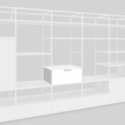 Drawer box 650 | Shelving | Artis Space Systems GmbH