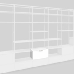 Flap Box 400 | Shelving | Artis Space Systems GmbH