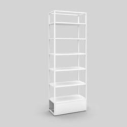 Module A – Open shelve 400 | Estantería | Artis Space Systems GmbH