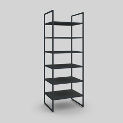 Module A – Open shelve 650 | Estantería | Artis Space Systems GmbH