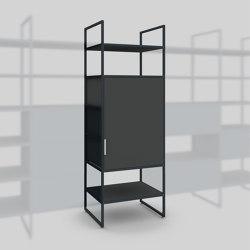 Module BKS – Refrigerator module | Refrigerators | Artis Space Systems GmbH