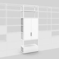 Modul C – kleiner Aktenschrank 400 | Schränke | Artis Space Systems GmbH
