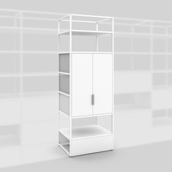Module C – Small filing cabinet 650 | Cabinets | Artis Space Systems GmbH
