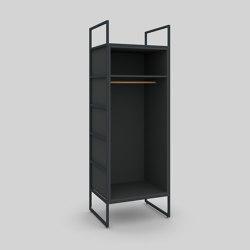 Module D – Wardrobe 650 | Étagères | Artis Space Systems GmbH