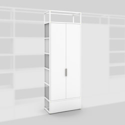 Module E – Large filing cabinet 400 | Cabinets | Artis Space Systems GmbH