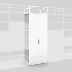 Module E – Large filing cabinet 650 | Armarios | Artis Space Systems GmbH