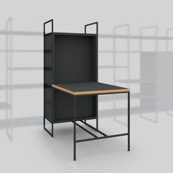 Modul F – Kleiner Tisch 650 | Regale | Artis Space Systems GmbH