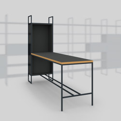 Module G – Large desk 400 | Scaffali | Artis Space Systems GmbH