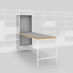 Module G – Large desk 650 | Scaffali | Artis Space Systems GmbH
