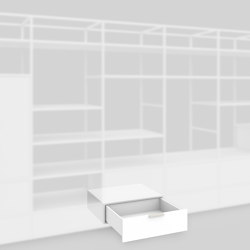 Plinth drawer 650 | Shelving | Artis Space Systems GmbH