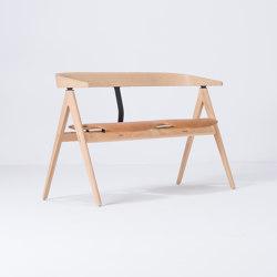 Ava bench | 120x52x77,5cm | Dakar | Sitzbänke | Gazzda