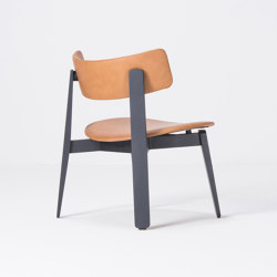 Nora | lounge chair | Dakar | Armchairs | Gazzda