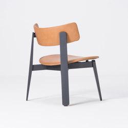 Nora | lounge chair | Dakar | Poltrone | Gazzda