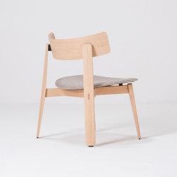 Nora | lounge chair | Main Line Flax | Poltrone | Gazzda