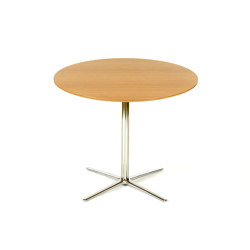 Mothership Tea table with metal base | Bistro tables | PlyDesign