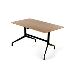 Mothership Office table | Mesas contract | PlyDesign