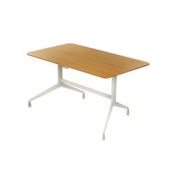 Mothership Office table | Contract tables | PlyDesign