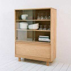 Glass Cabinet | Vitrinen | Bautier