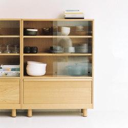 Glass Cabinet | Vitrines | Bautier