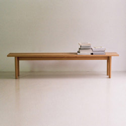 Oak Dining Bench | Bancos | Bautier