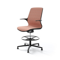Palladio | Swivel stools | Ibebi