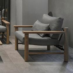 HIDDE armchair   Sillones   Piet Boon