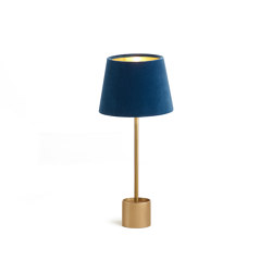 Pondus tabel lamp brass | Table lights | Strolz
