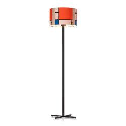 Bivius Stehleuchte schwarz | Free-standing lights | Strolz
