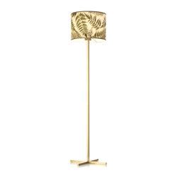 Botanica BI floor lamp brass | Free-standing lights | Strolz